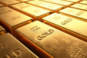 33098248 - gold bars 1000 grams. concept of wealth and reserve.