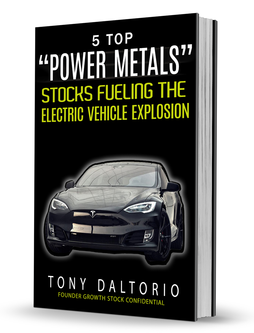 The Five Power Metals: Claim Your Free Copy!