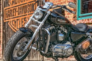 Get Your Motor Runnin' (Away From This Beaten-Up Biker)