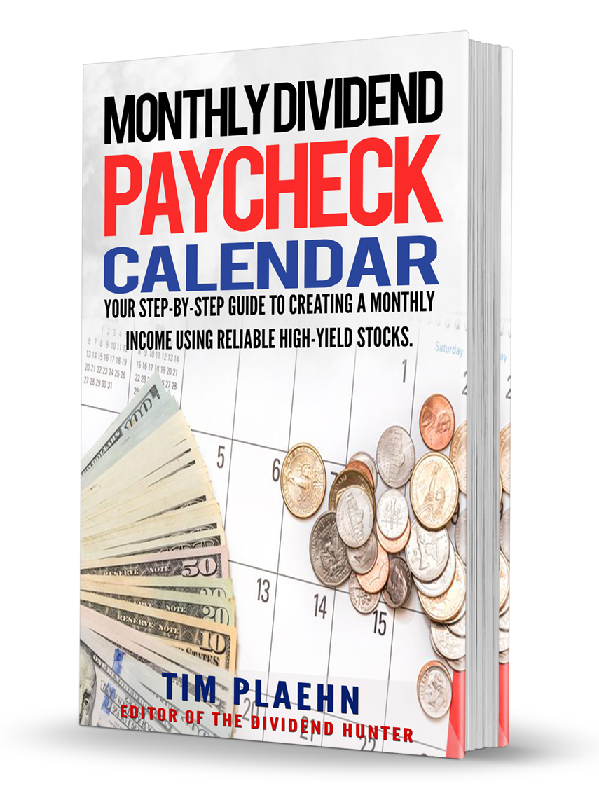 The Monthly Dividend Paycheck Calendar Dividend Hunter