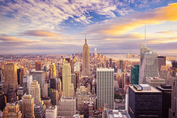 BDC meaning: New York City skyline