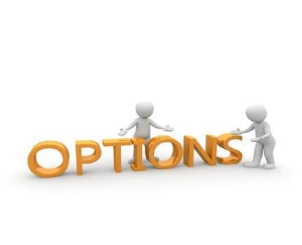 options humans