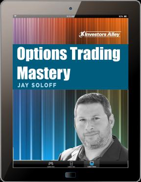 Options Trading Mastery iPad