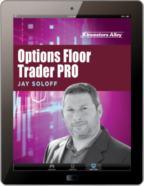 Options Floor Trader PRO iPad
