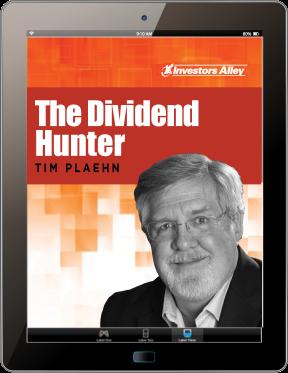 Dividend Hunter iPad