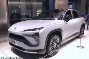 NIO Stock Price Up Five-Fold Year to Date