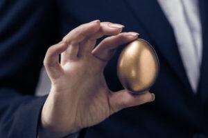 One-Stock Retirement vs. Diversification