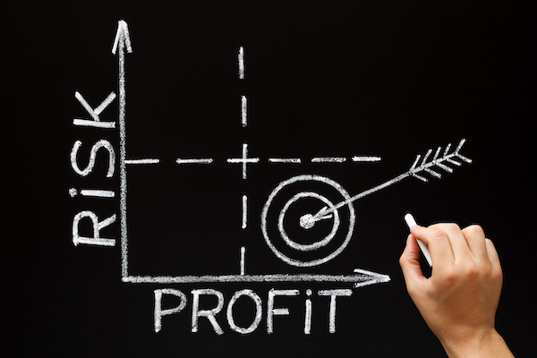 What is margin trading: risk and profit graph