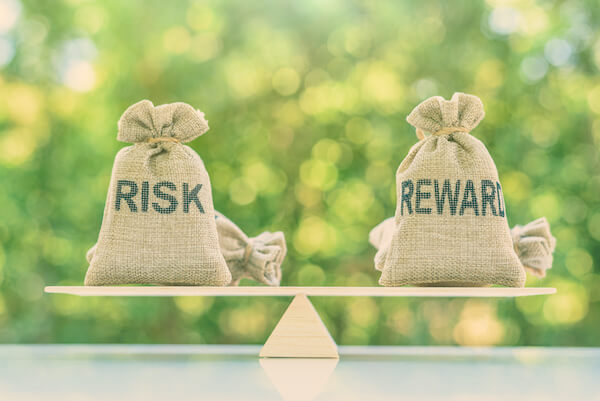 options trading strategies: risk and reward